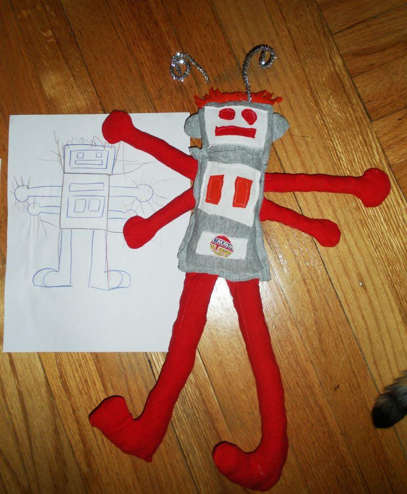 RobotComplete